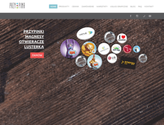 przypina.pl screenshot