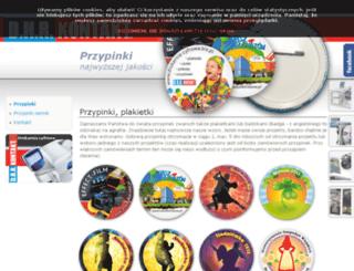 przypinki.biz.pl screenshot