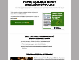 przyspieszswojbiznes.pl screenshot