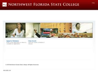 ps-flexreg.nwfsc.edu screenshot
