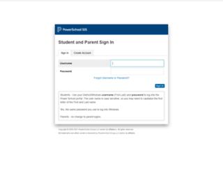 ps.rsd.edu screenshot