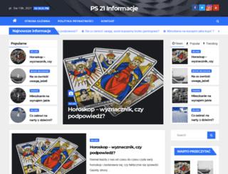 ps21.pl screenshot