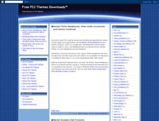ps3freethemes.blogspot.com screenshot