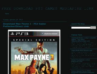 ps3gamezworld.blogspot.com screenshot