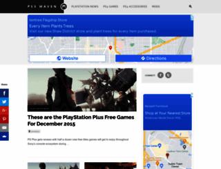ps3maven.com screenshot
