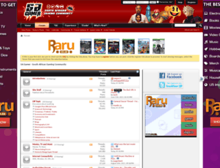 ps3za.co.za screenshot