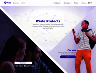 psafe.com screenshot