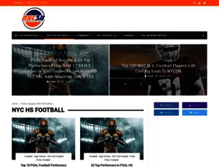 psalfootball.com screenshot