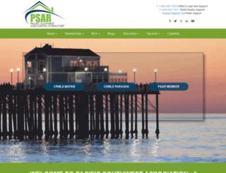 psar.org screenshot
