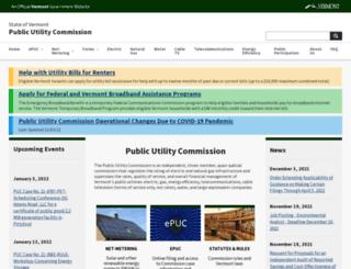 psb.vermont.gov screenshot