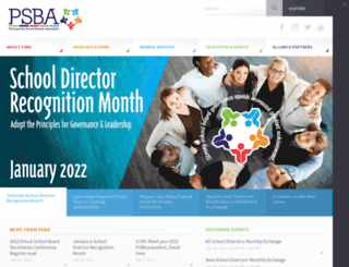 psba.org screenshot
