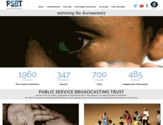 psbt.org screenshot
