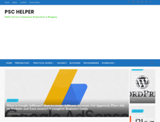pschelper.com screenshot