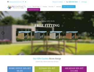 pscontracts.com screenshot