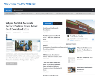 pscwb.biz screenshot