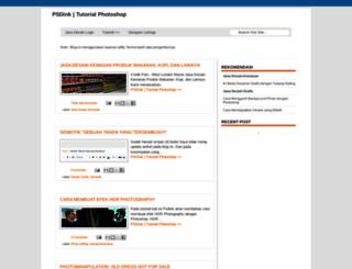 psdink.blogspot.com screenshot