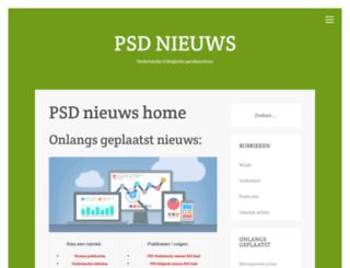 psdnetwork.nl screenshot