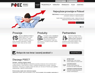 psecmoney.pl screenshot