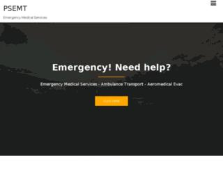 psemt.com screenshot