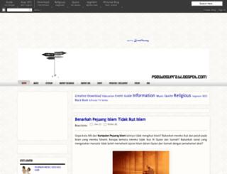 pseudosupra.blogspot.fr screenshot
