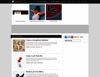 pshero.com screenshot