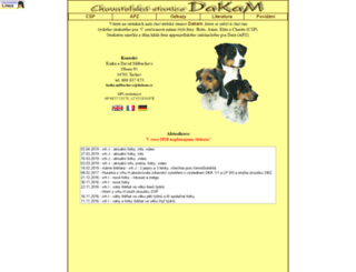 psi.dakam.cz screenshot