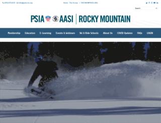 psia-rm.org screenshot