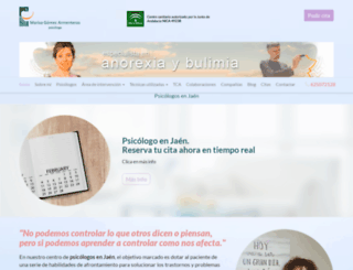 psicologajaen.com screenshot