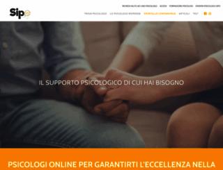 psicologi-online.it screenshot