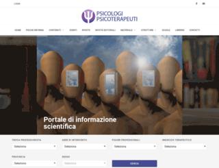 psicologi-psicoterapeuti.info screenshot