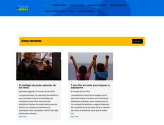 psicologiaparaninos.com screenshot