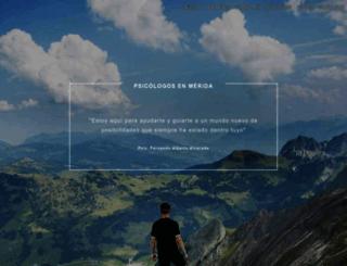 psicologoenmerida.com screenshot