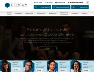 psicologosoviedo.com screenshot
