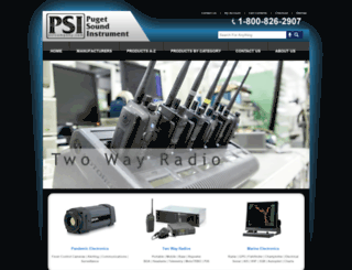 psicompany.com screenshot