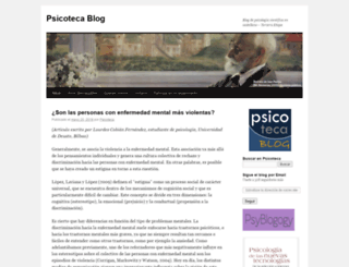 psicotecablog.wordpress.com screenshot