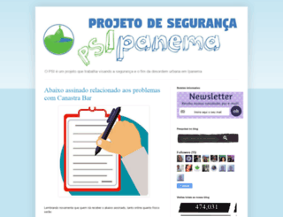 psipanema.blogspot.com screenshot