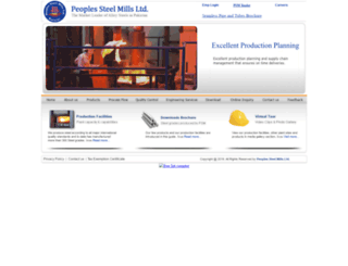 psmltd.com screenshot