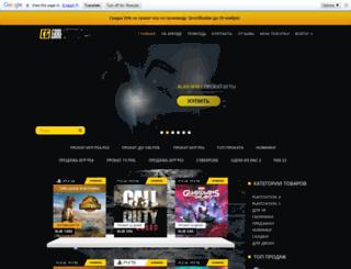 psncoolgame.ru screenshot