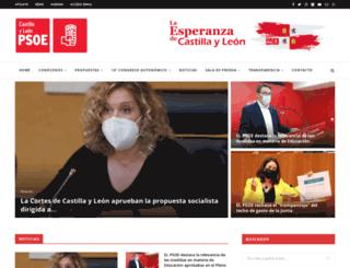 psoecyl.com screenshot