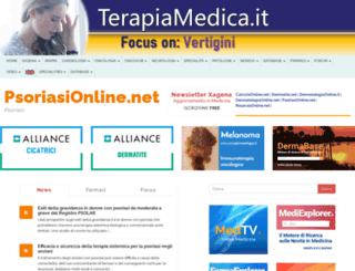 psoriasionline.net screenshot
