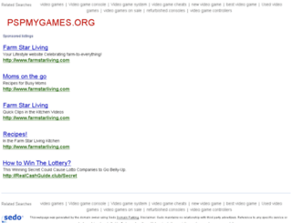 pspmygames.org screenshot