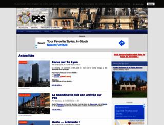 pss-archi.eu screenshot
