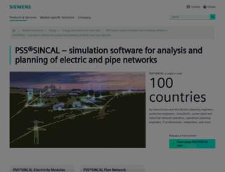 pss-netomac.com screenshot
