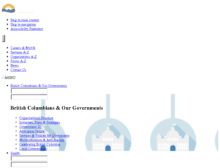 pss.gov.bc.ca screenshot