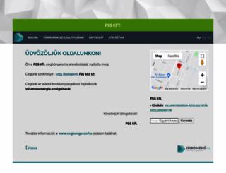 psskft-c.cegbongeszo.hu screenshot
