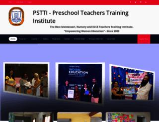 pstti.com screenshot