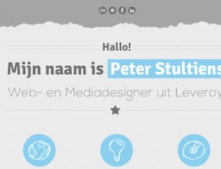 pstultiens.com screenshot