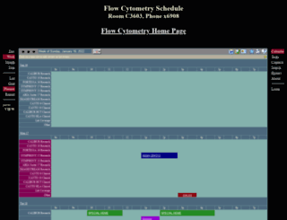 psucom.calendarhost.com screenshot