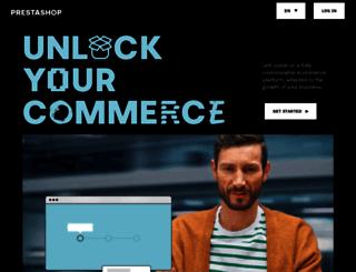 pswebshop.com screenshot