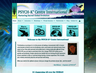 psych-k.com screenshot